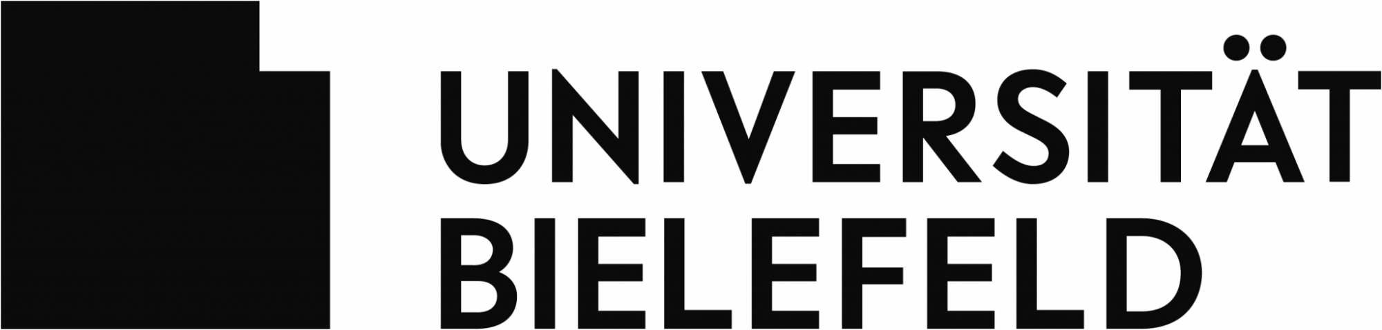 Logo of the Bielefeld University