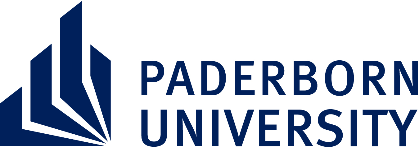 Logo of the Paderborn University