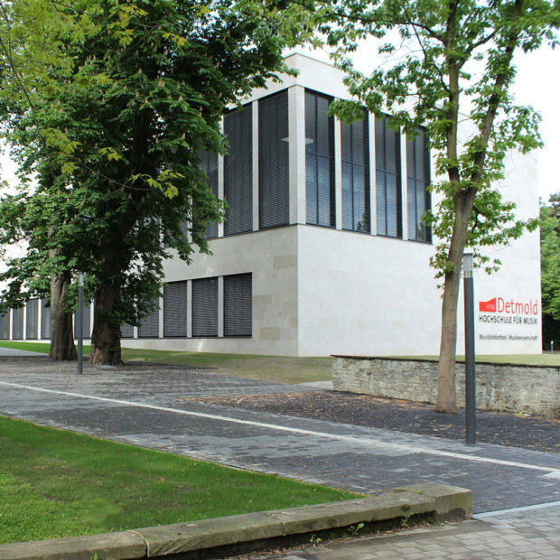 Campus of the Detmold University of Music
