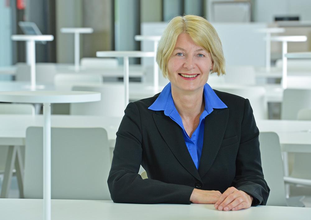 Prof. Schramm-Wölk President of Bielefeld University of Applied Sciences