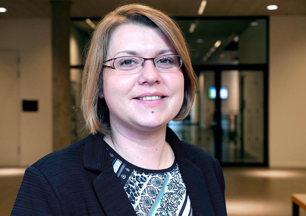 Vanessa Schaut Campus OWL New York Coordinator Deputy Head of International Office Bielefeld University of Applied Sciences